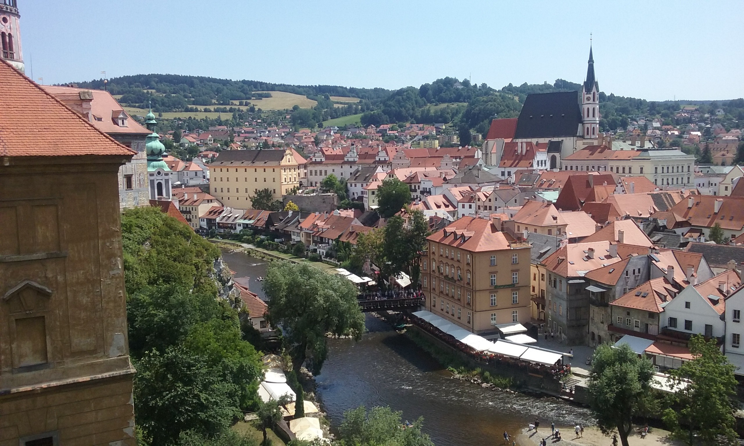 Cesky Krumlov taken by Rose Sampley