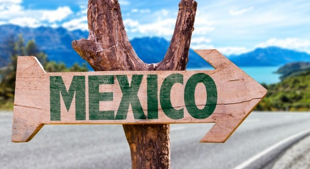 Getting to Mexico
