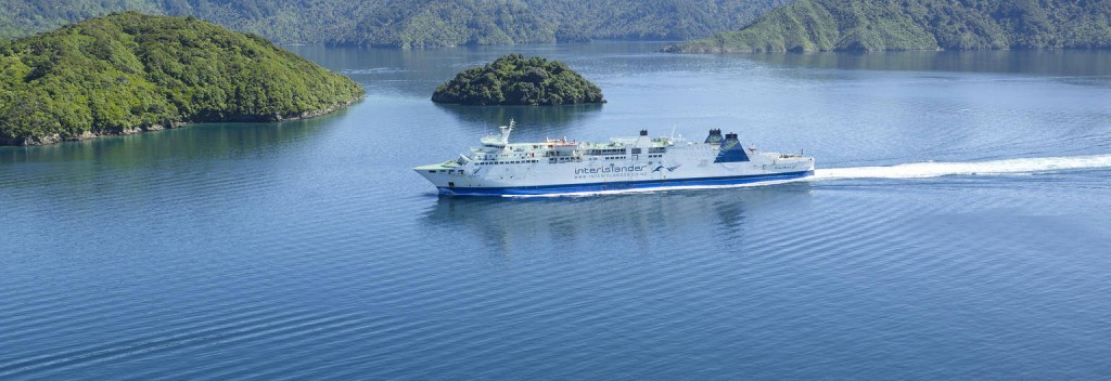 New Zealand Ferry InterIslander